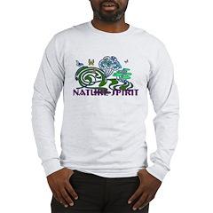 Nature Spirit Long Sleeve T-Shirt