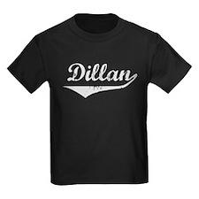 Dillan Vintage (Silver) T