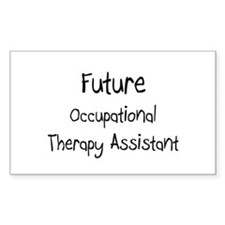Future Occupational Therapy Assistant Decal