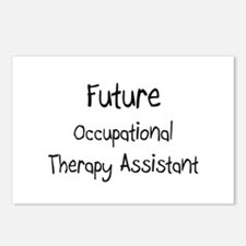 Future Occupational Therapy Assistant Postcards (P
