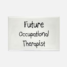 Future Occupational Therapist Rectangle Magnet