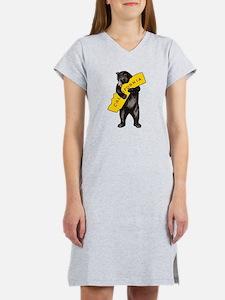 Vintage California Bear Hug Ill Women's Nightshirt