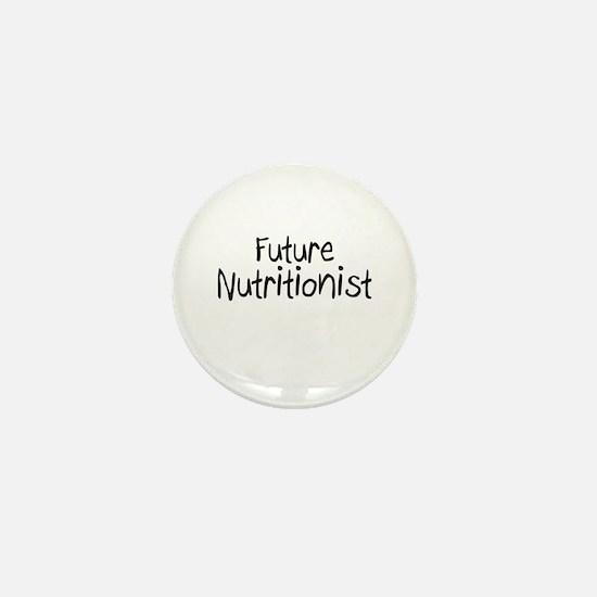 Future Nutritionist Mini Button