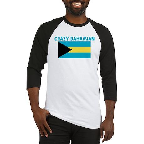 CRAZY BAHAMIAN Baseball Jersey