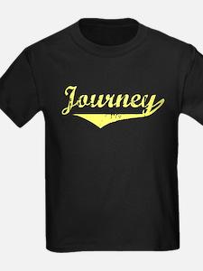 Journey Vintage (Gold) T