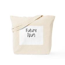Future Nun Tote Bag