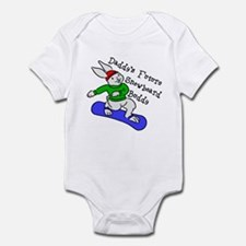 Future Snowboard Buddy Infant Bodysuit