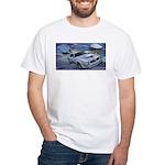Trans Am Art 2 White T-Shirt