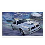 Trans Am Art 2 Postcards (Package of 8)
