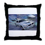 Trans Am Art 2 Throw Pillow