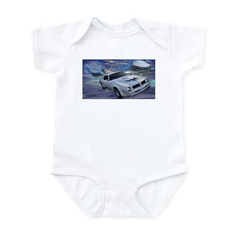 Trans Am Art 2 Infant Bodysuit