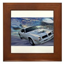 Trans Am Art 2 Framed Tile