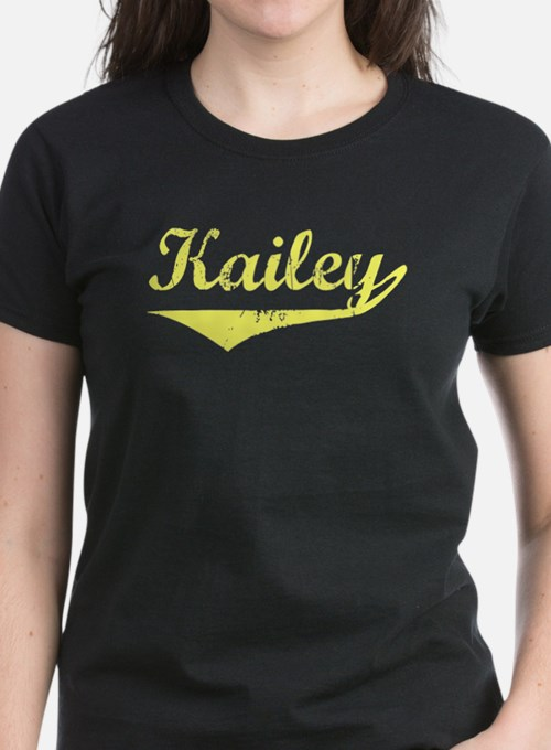 Kailey Vintage (Gold) Tee