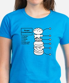 Burger Construction Tee