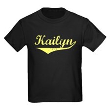 Kailyn Vintage (Gold) T