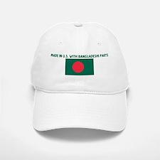 MADE IN US WITH BANGLADESHI P Baseball Baseball Cap
