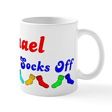 Ismael Rocks Socks (B) Mug