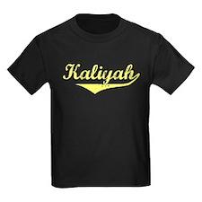 Kaliyah Vintage (Gold) T