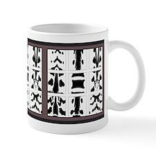 Vertebral Collage Mug