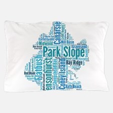 Cute Red new york Pillow Case