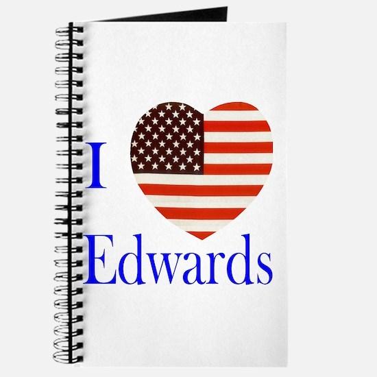 I Love Edwards! Journal