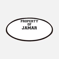 Property of JAMAR Patch