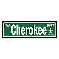 Cherokee Parkway sticker