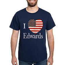 I Love Edwards! T-Shirt