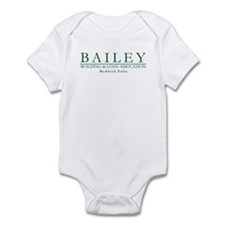 Bailey Bldg & Loan Onesie