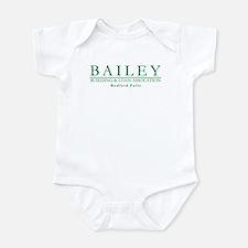Bailey Bldg & Loan Onesie