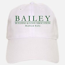 Bailey Bldg & Loan Baseball Baseball Cap
