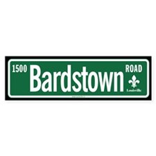 Bardstown Road sticker