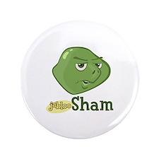 """Sham 3.5"""" Button"""