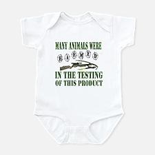 Cute Taxidermy Infant Bodysuit