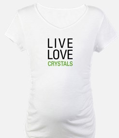 Live Love Crystals Shirt