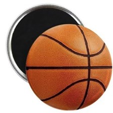 Basketball Locker or Refrigerator Fridge Magnet
