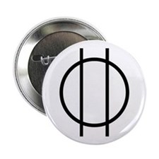 """Druid Design 2.25"""" Button"""