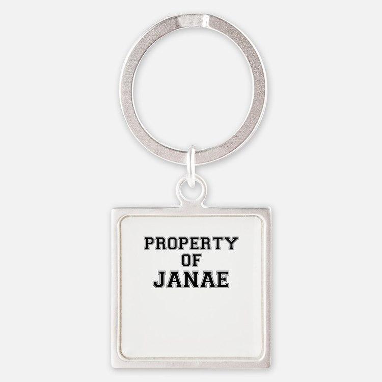 Property of JANAE Keychains