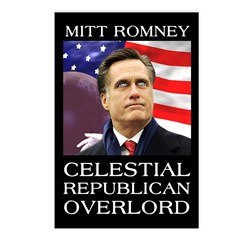 Mitt Celestial Postcards (Package of 8)