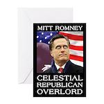Mitt Celestial Greeting Card