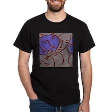 Unique Designs On Dark Shirts T-Shirt