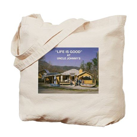 Uncle Johnny's Tote Bag