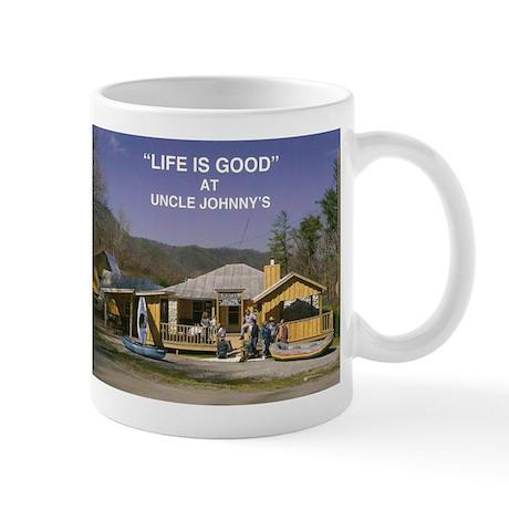 Uncle Johnny's Mug