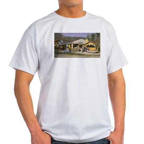 Uncle Johnny's Light T-Shirt