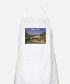 Uncle Johnny's BBQ Apron