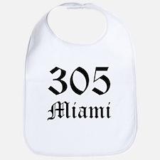 305 Miami 6 Bib