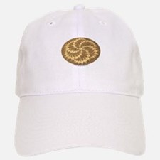 Circle Where Baseball Baseball Cap