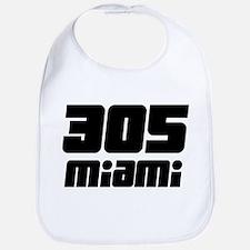 305 Miami 7 Bib