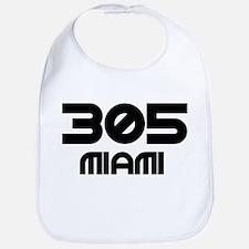 305 Miami 9 Bib