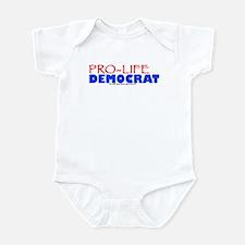 Pro-Life Democrat Infant Bodysuit